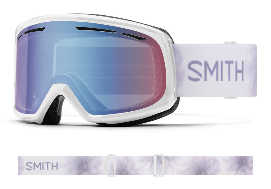 Smith Snow Goggle Drift WHITE FLORALS