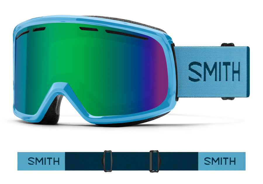 Smith Snow Goggle Range  SNORKEL