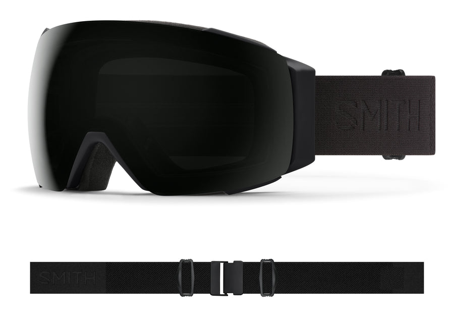 Smith Snow Goggle I/O Mag™ BLACKOUT 2021
