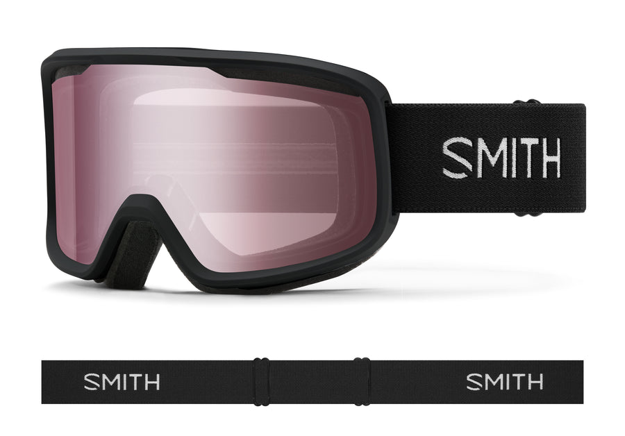 Smith Snow Goggle Frontier BLACK