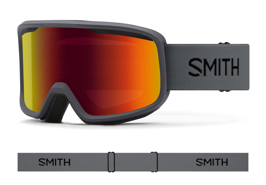 Smith Snow Goggle Frontier CHARCOAL