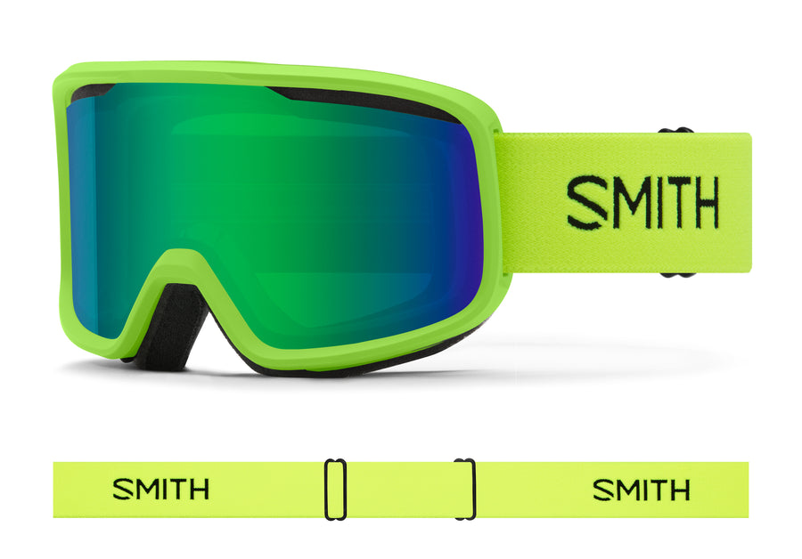 Smith Snow Goggle Frontier LIMELIGHT