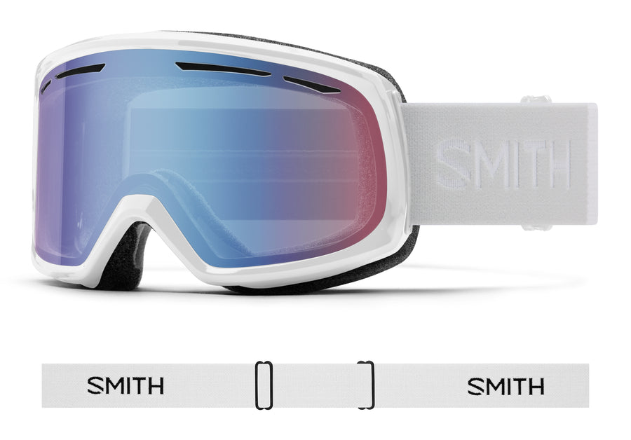 Smith Snow Goggle Frontier WHITE