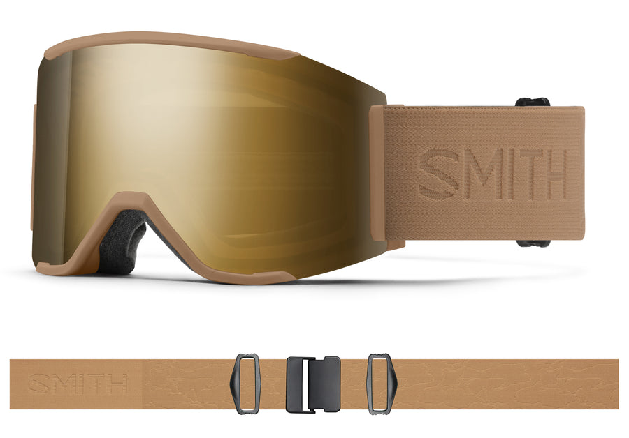 Smith Snow Goggle Squad Mag™ SAFARI FLOOD