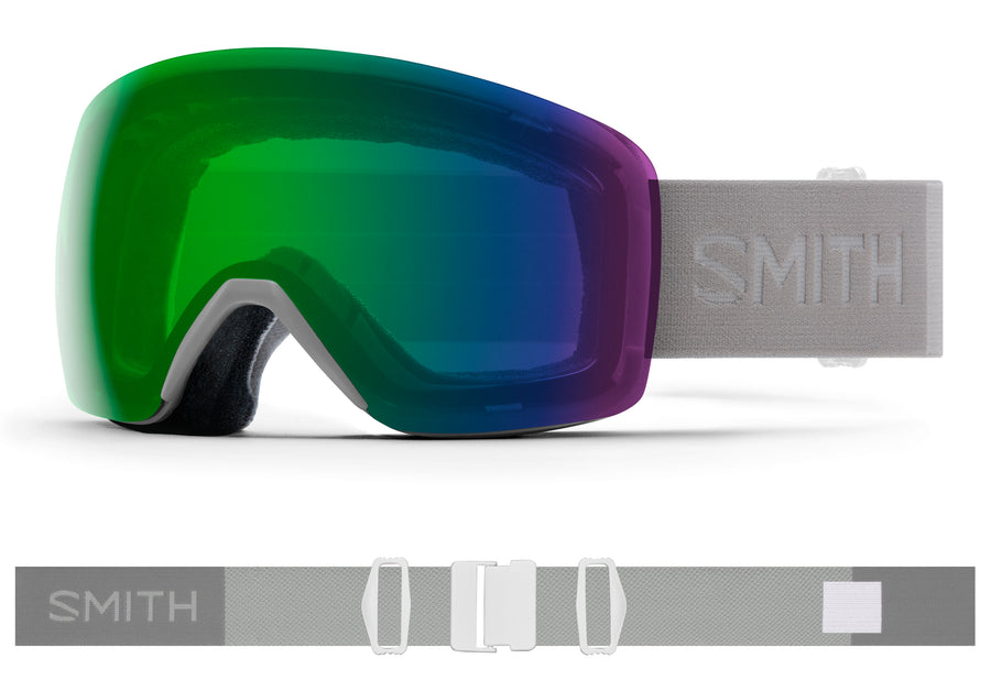 Smith Snow Goggle Skyline CLOUDGREY