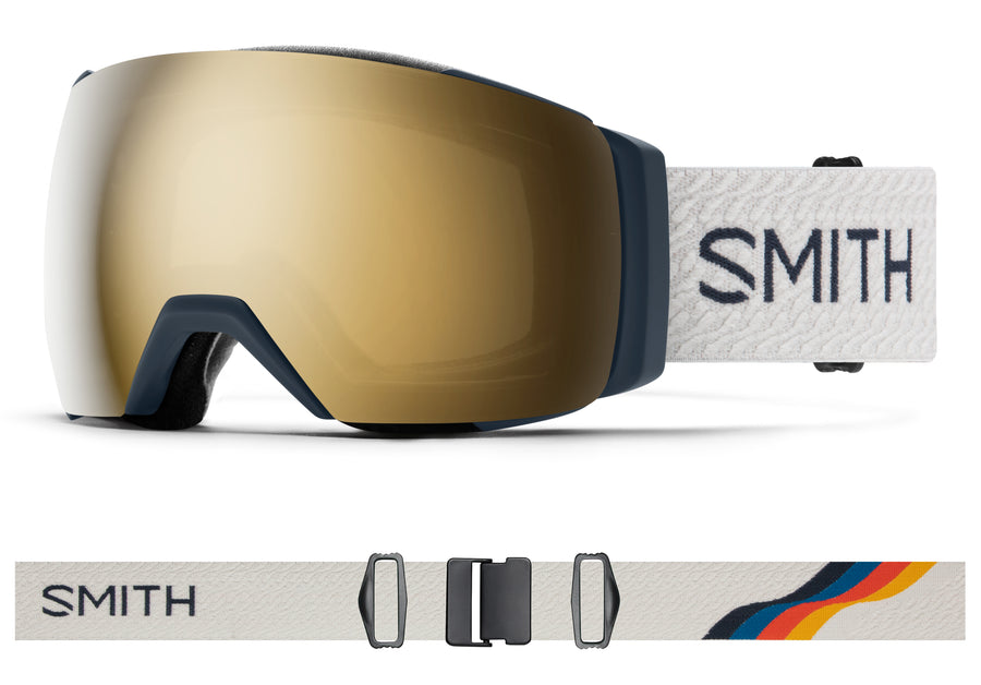 Smith Snow Goggle I/O Mag™ XL FRENCH NAVY MOD