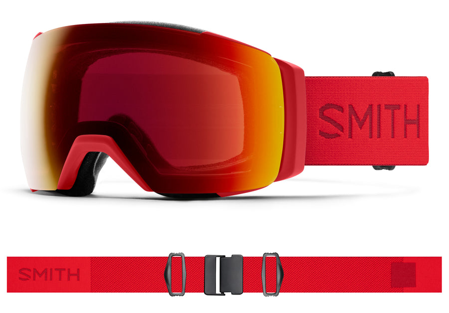Smith Snow Goggle I/O Mag™ XL LAVA
