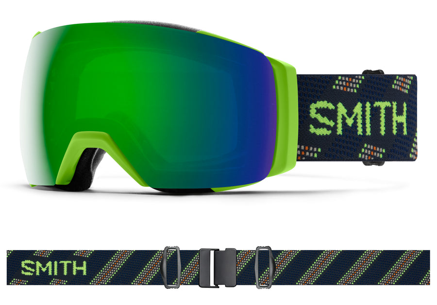 Smith Snow Goggle I/O Mag™ XL LIMELIGHT ANCHOR