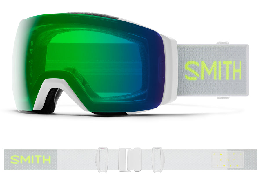 Smith Snow Goggle I/O Mag™ XL SPORT WHITE
