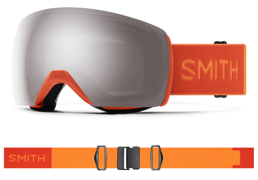 Smith Snow Goggle Skyline XL BURNT ORANGE