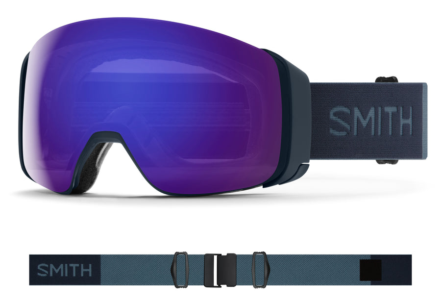 Smith Snow Goggle 4DMag ™ FRENCH NAVY