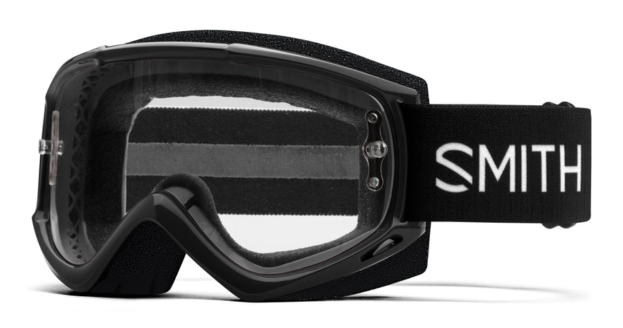 Smith Mtb/MX Goggle Fuel V1 Black