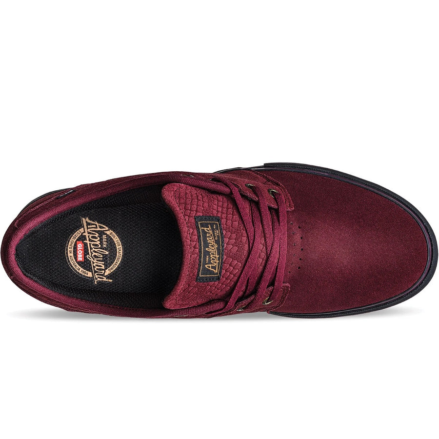 Globe Shoes Mahalo Wine Snake