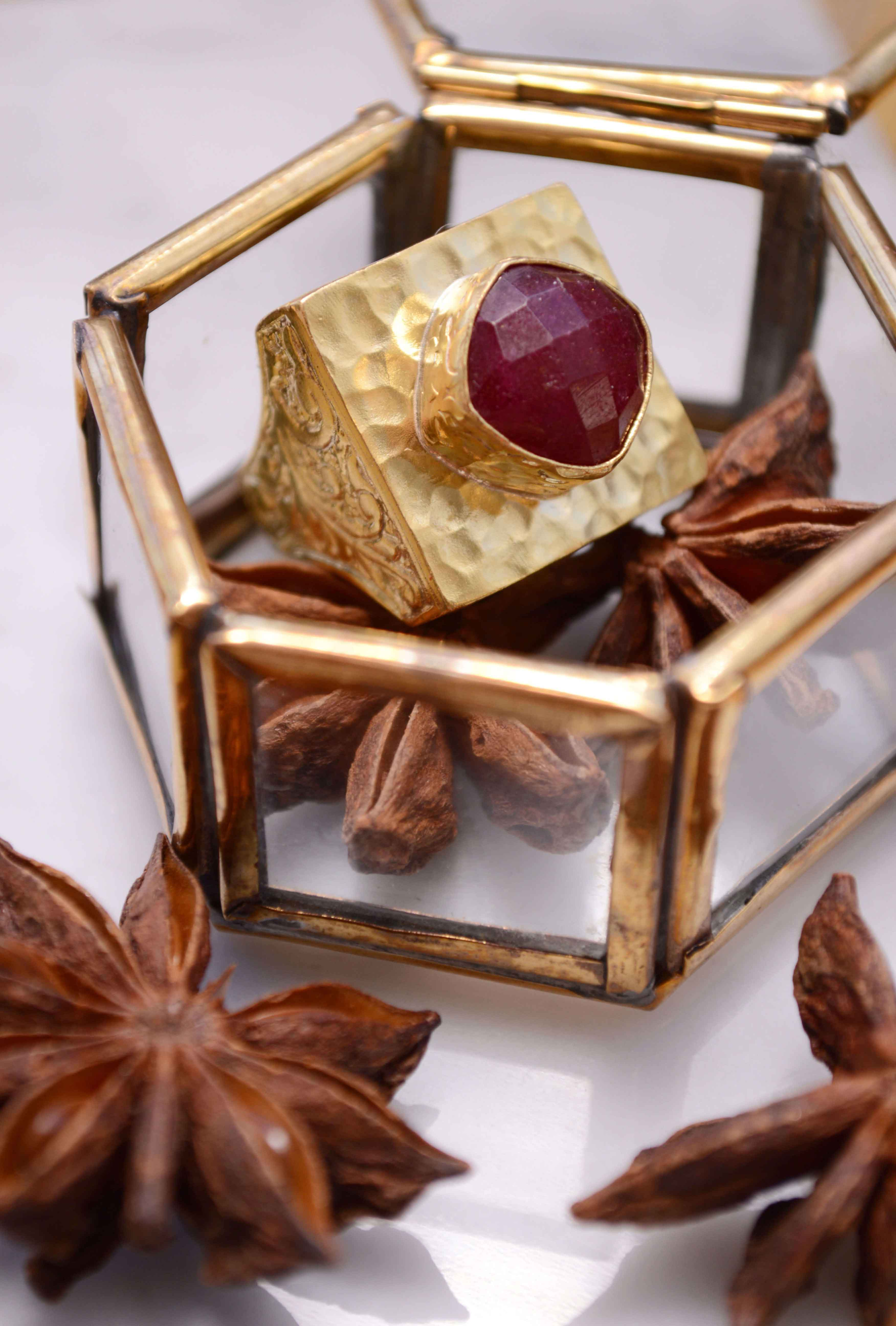 Agate Jewellery by Ottoman Hands