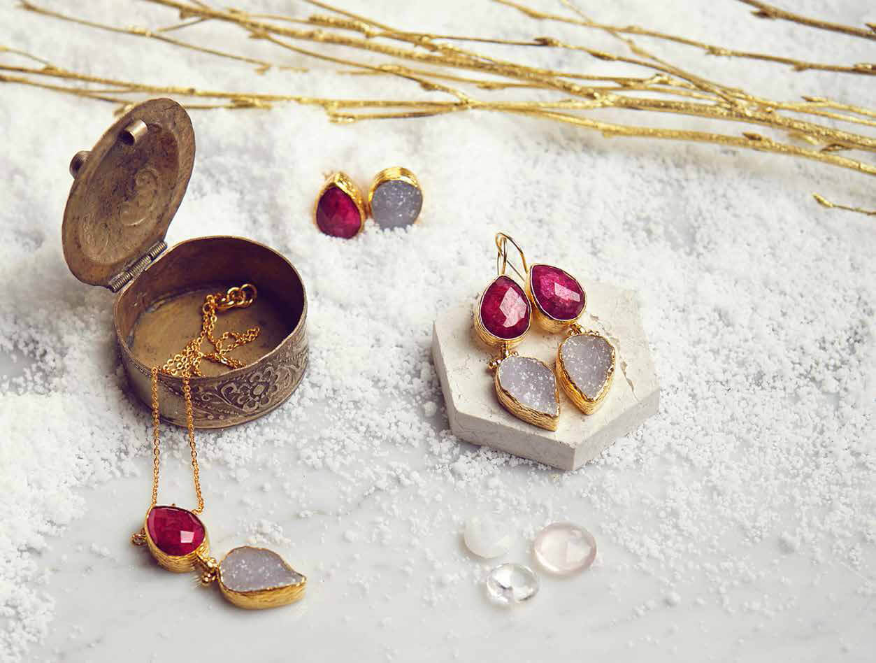 Ottoman Hands Christmas Jewellery Gift Guide