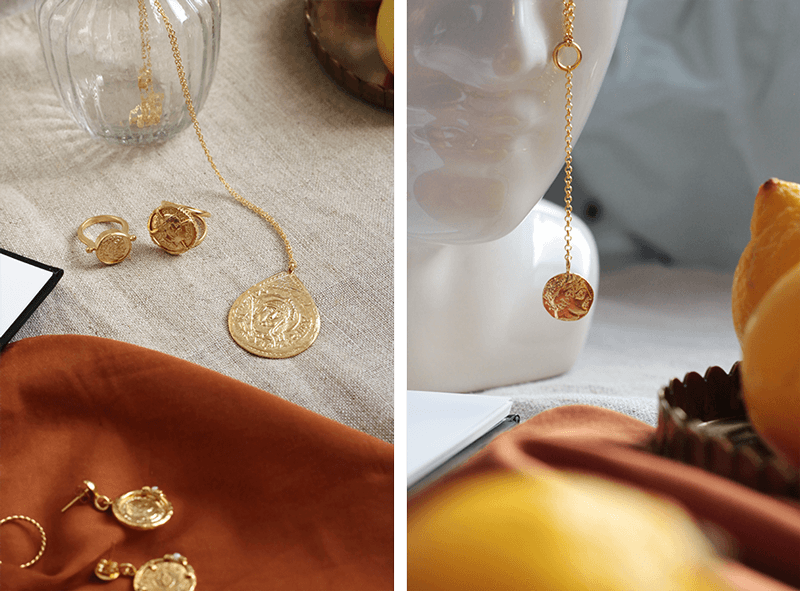 Coin Jewellery by Ottoman Hands