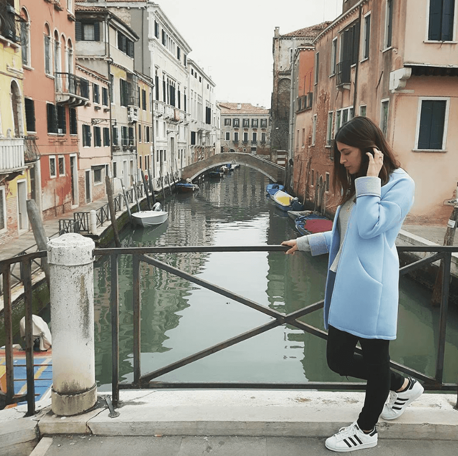 Vera. Travel Guide to Venice