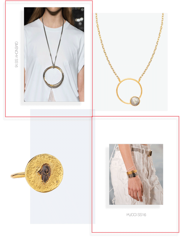 Ottoman Hands Jewellery Trend Edit Hammered Gold Jewellery