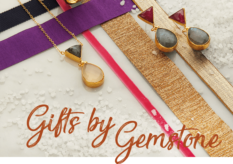 Jewellery Gifts by Gemstone