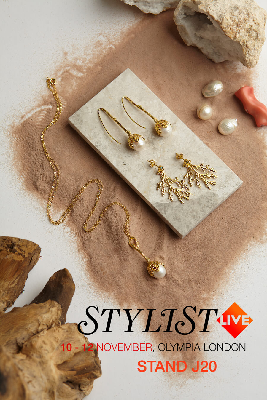Ottoman Hands at Stylist Live