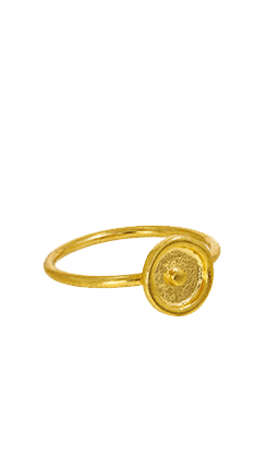 Sun Stacking Ring