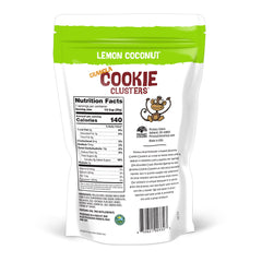 7.5 oz. Lemon Coconut Granola Cookie Clusters
