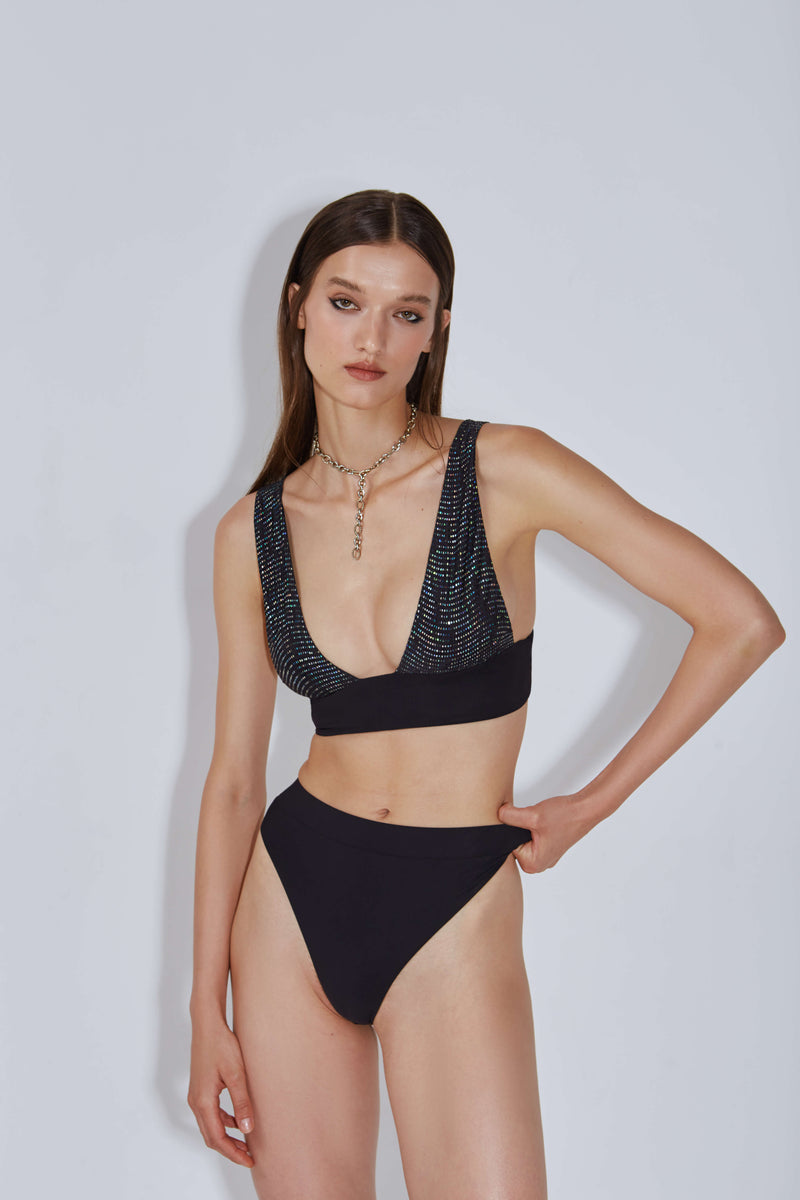 Sporty Top / Midnight Swim