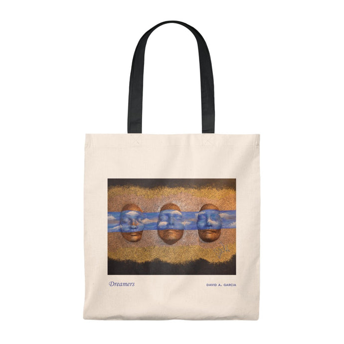 Dreamers by David A Garcia Tote Bag - Vintage