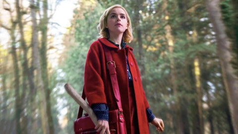 The Chilling Adventures of Sabrina Reboot is the Intersectional Witch Movie We Need Right Now