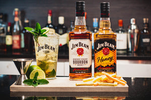 JIM BEAM MINT JULEP