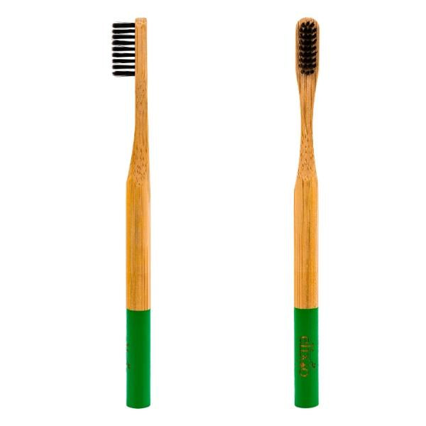 Organic Biodegradable Bamboo Charcoal Toothbrush