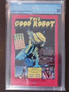True Lives of the Fabulous Killjoys #1 (CBCS 9.4) 2013