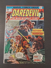 Load image into Gallery viewer, Daredevil #117 (1974) - MID/LOWER Grade