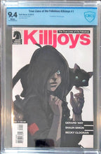 Load image into Gallery viewer, True Lives of the Fabulous Killjoys #1 (CBCS 9.4) 2013