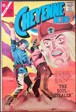 Load image into Gallery viewer, Cheyenne Kid #48 (1964) - MID/HIGHER Grade