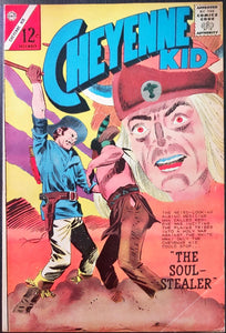 Cheyenne Kid #48 (1964) - MID/HIGHER Grade