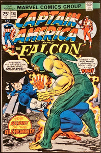 Captain America #188 - HIGHER Grade