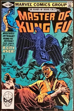 Load image into Gallery viewer, Master of Kung Fu Lot #25, 103, 104, 111 - MID/HIGH Grades