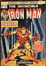 Load image into Gallery viewer, Iron Man #69 (1974) MID Grade