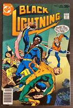 Load image into Gallery viewer, Black Lightning #5-6 - Volume 1 - MID/HIGHER Grade