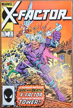 Load image into Gallery viewer, X-Factor #2 (1985) Marvel - HIGH Grade