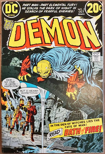 The Demon #2 (1972) DC - HIGHER Grade