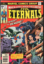 Load image into Gallery viewer, The Eternals #4 (1976) - MID/HIGHER Grade