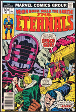Load image into Gallery viewer, The Eternals #7 (1977) - HIGH Grade