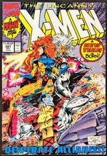 Load image into Gallery viewer, Uncanny X-Men #281 (1991) - New Team - NM Grade