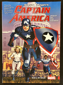 Captain America: Hail Hydra (Volume 1) - HIGH Grade