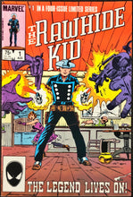 Load image into Gallery viewer, Rawhide Kid #1 (1985) - HIGHER Grade