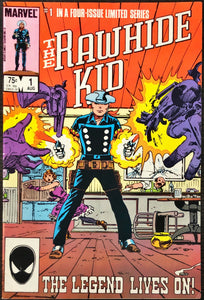Rawhide Kid #1 (1985) - HIGHER Grade