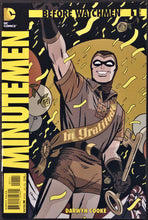 Load image into Gallery viewer, Before Watchmen: Minutemen #1 (2012) - NM or Better Grade