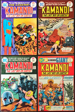 Load image into Gallery viewer, Kamandi #29-32 (1975) - HIGH Grade